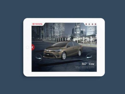 Toyota VIOS App